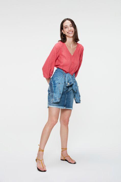 Camisa-de-Laise-com-Mangas-3-4-Detalhe-1--