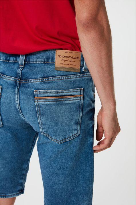 Bermuda-Jeans-Escuro-Skinny-Masculina-Detalhe-2--