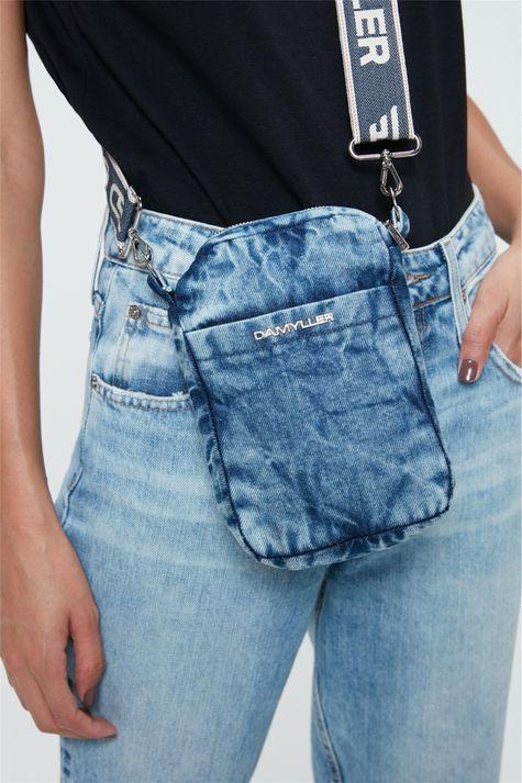 bolsa-mini-jeans-azul-claro-unissex-Costas--