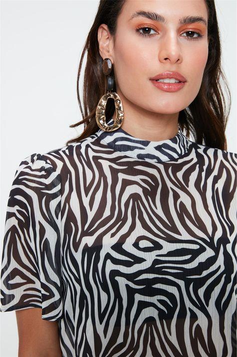 Blusa-Transparente-com-Estampa-de-Zebra-Detalhe--