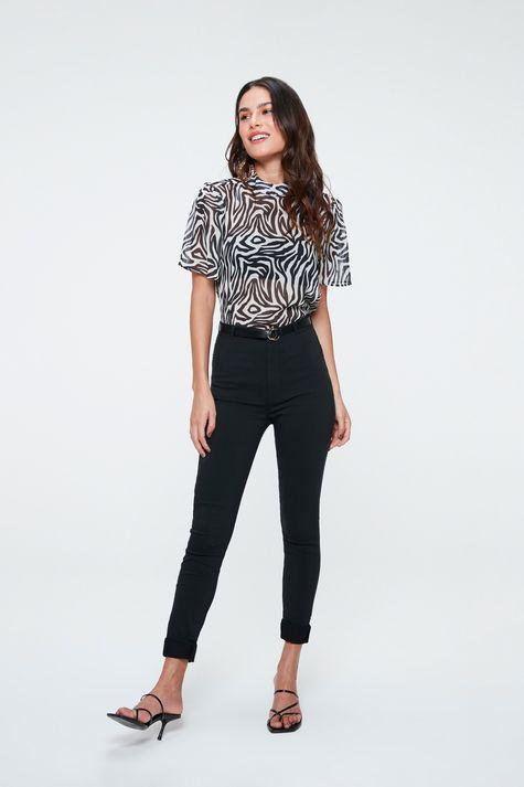 Blusa-Transparente-com-Estampa-de-Zebra-Detalhe-1--