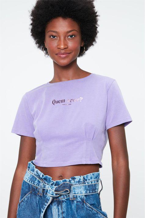 Camiseta-Cropped-com-Estampa-Quem-Never-Frente--