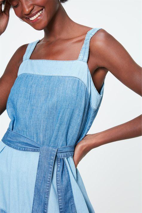 Vestido-Midi-Patchwork-Jeans-Detalhe--