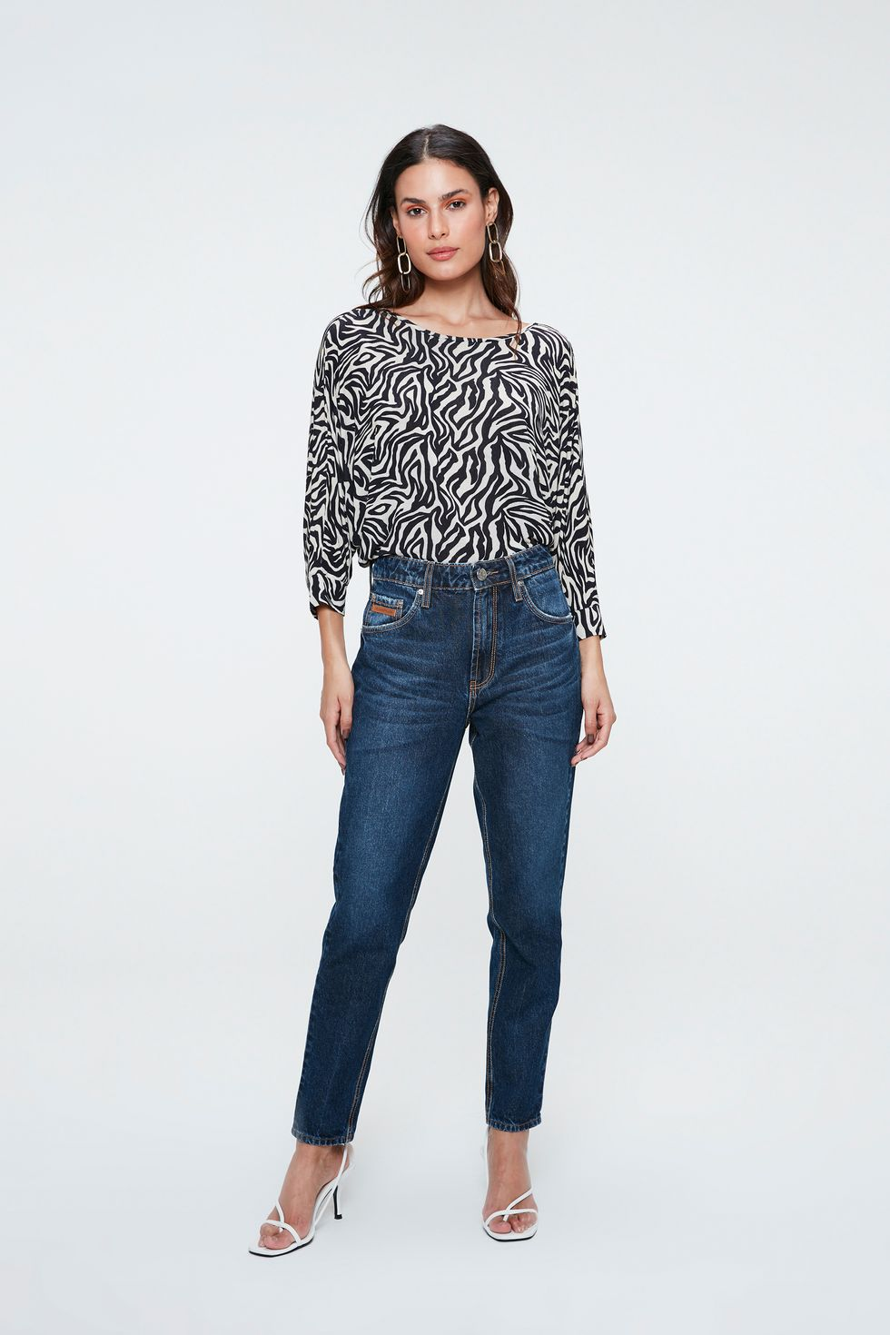 Calca-Mom-Jeans-Azul-Escura-Cropped-Frente--