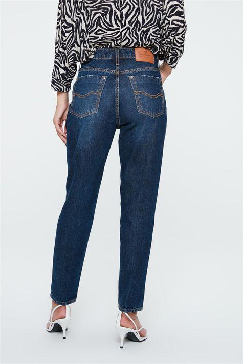 Calca-Mom-Jeans-Azul-Escura-Cropped-Costas--
