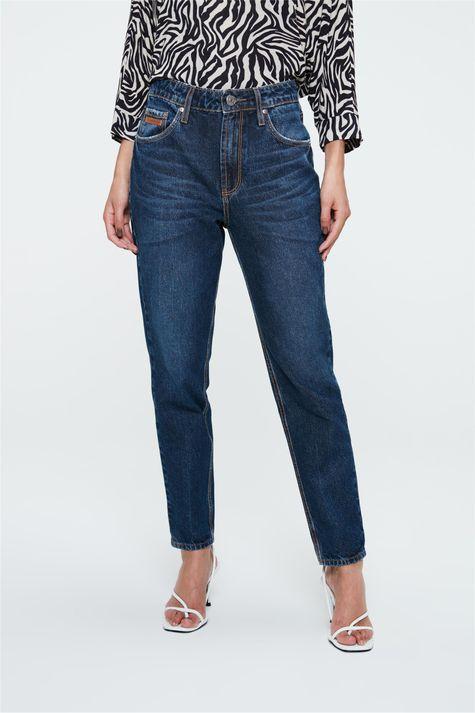 Calca-Mom-Jeans-Azul-Escura-Cropped-Detalhe--
