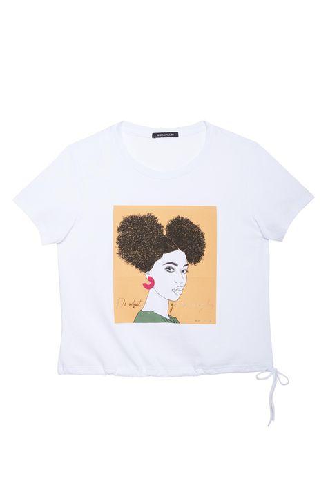 Camiseta-com-Estampa-e-Franzida-na-Barra-Detalhe-Still--