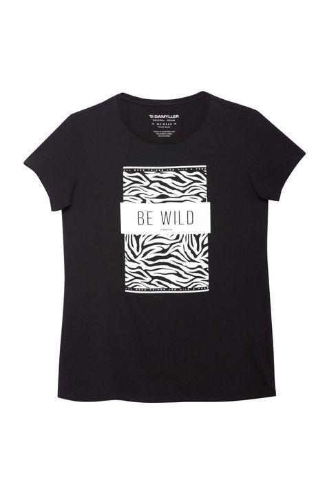 Camiseta-com-Estampa-de-Zebra-Feminina-Detalhe-Still--