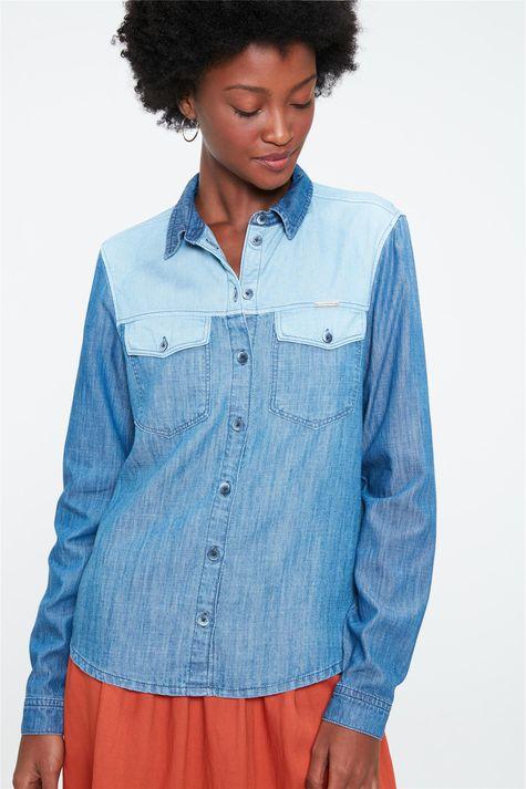 Camisa-Patchwork-Jeans-Feminina-Costas--
