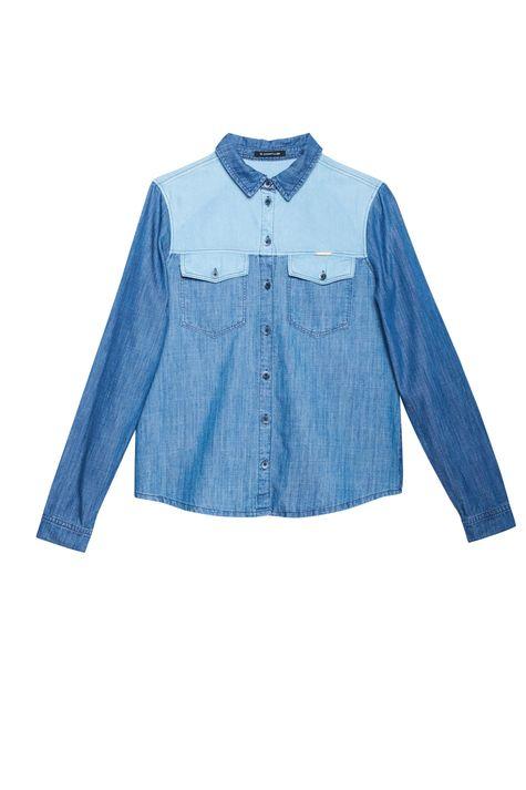Camisa-Patchwork-Jeans-Feminina-Detalhe-Still--