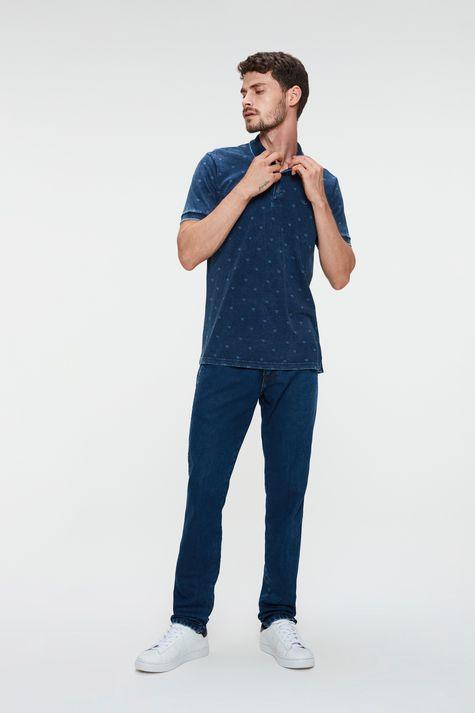 Camisa-Polo-em-Malha-Denim-Estonada-Detalhe-1--