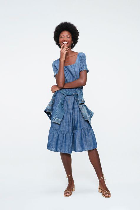 Vestido-Midi-Jeans-com-Recortes-e-Lastex-Detalhe-2--