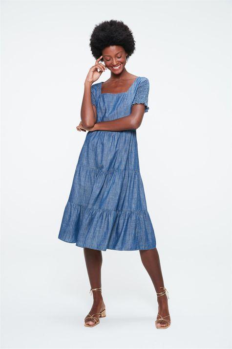 Vestido-Midi-Jeans-com-Recortes-e-Lastex-Costas--