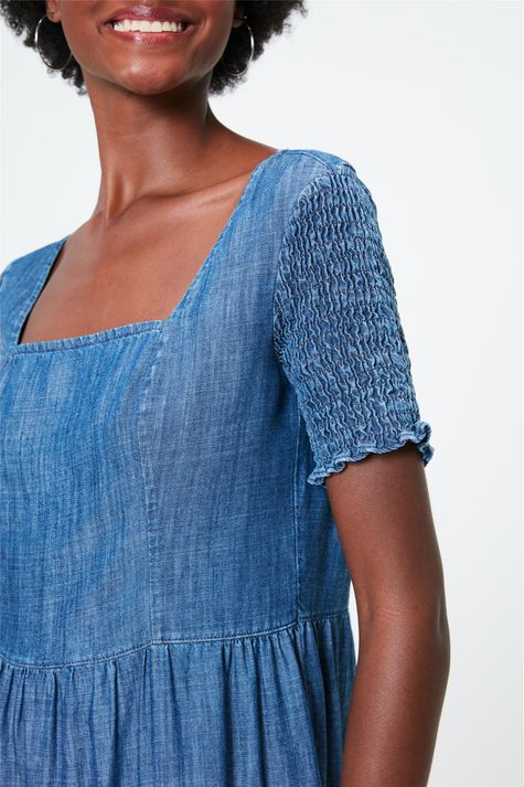 Vestido-Midi-Jeans-com-Recortes-e-Lastex-Detalhe-1--