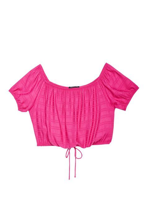 Blusa-Ciganinha-Cropped-com-Textura-Detalhe-Still--