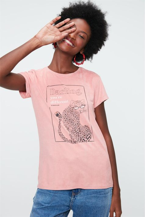 Camiseta-de-Suede-com-Estampa-de-Onca-Costas--