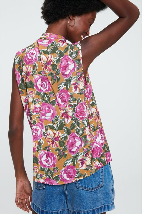 Camisa-sem-Mangas-Estampa-Floral-Rosa-Costas--
