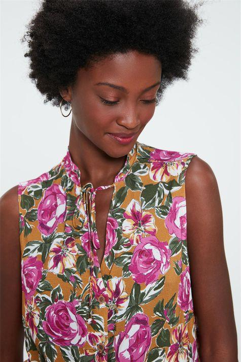 Camisa-sem-Mangas-Estampa-Floral-Rosa-Detalhe--