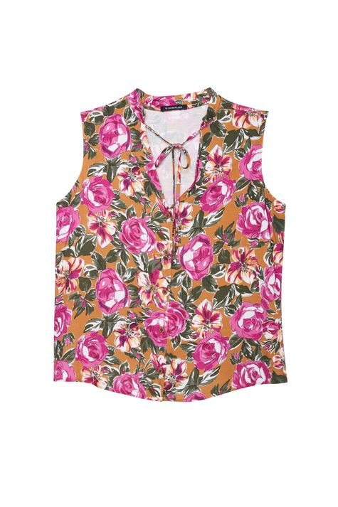 Camisa-sem-Mangas-Estampa-Floral-Rosa-Detalhe-Still--