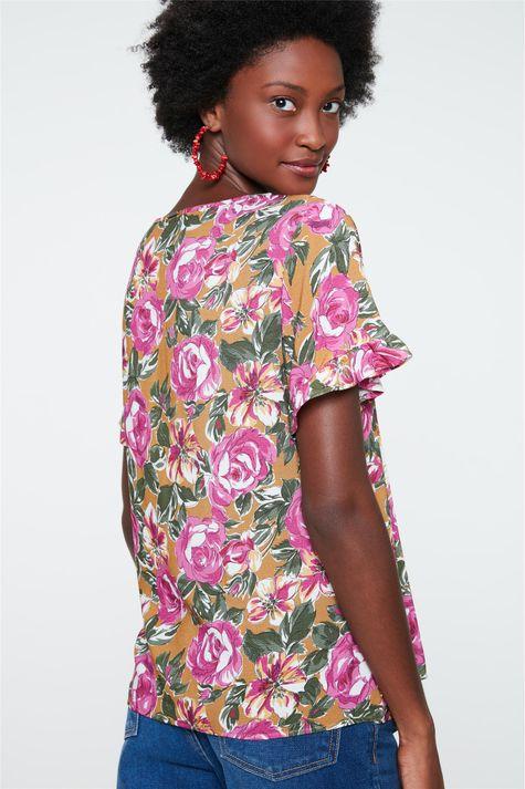 Blusa-Decote-V-com-Estampa-Floral-Rosa-Costas--