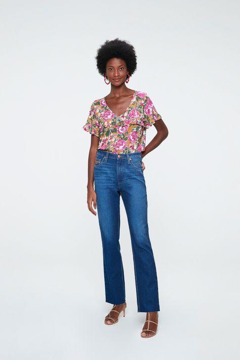 Blusa-Decote-V-com-Estampa-Floral-Rosa-Detalhe-3--