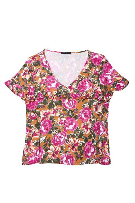 Blusa-Decote-V-com-Estampa-Floral-Rosa-Detalhe-Still--