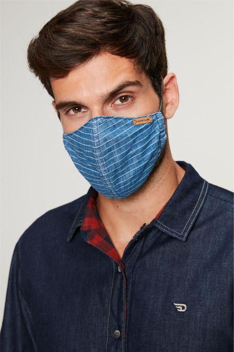 Mascara-Jeans-com-Estampa-Listrada-Frente--