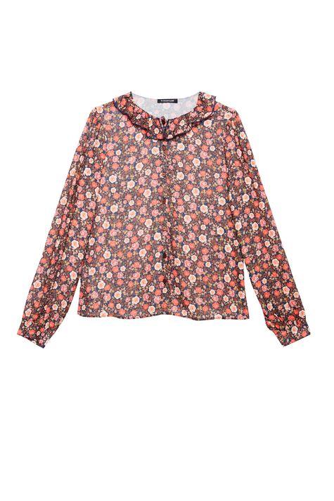 Camisa-Gola-de-Babado-e-Estampa-Floral-Detalhe-Still--