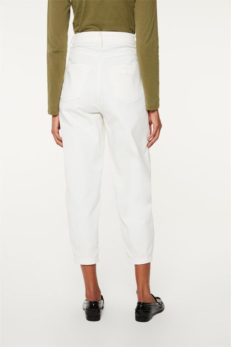Calca-Slouchy-Cropped-Off-White-Costas--