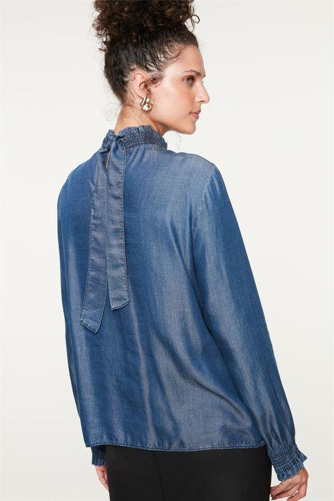Blusa-Jeans-com-Mangas-e-Gola-Franzida-Costas--