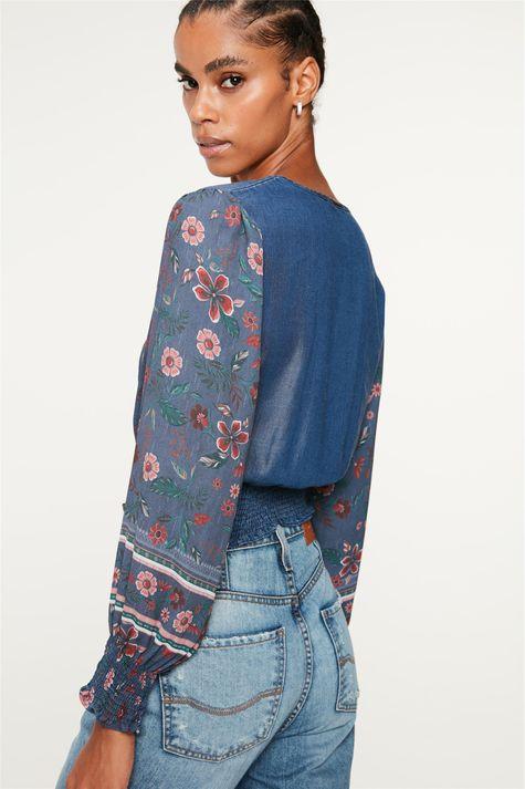 Blusa-Jeans-com-Franzidos-e-Estampa-Costas--