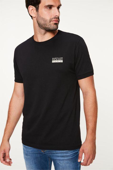 Camiseta-com-Estampa-College-Masculina-Frente--