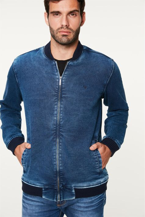Jaqueta-Jeans-Bomber-Masculina-Detalhe-1--