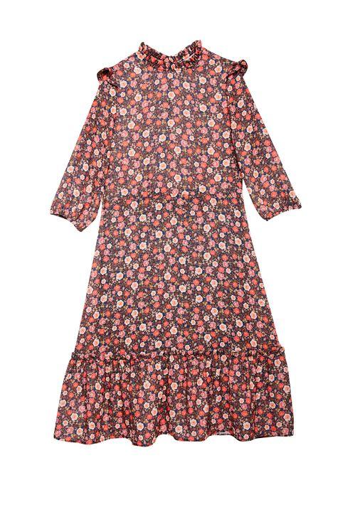 Vestido-Midi-com-Estampa-Floral-Liberty-Detalhe-Still--