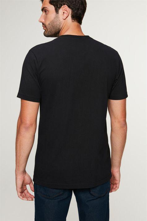 Camiseta-Estampa-de-Logotipo-Masculina-Costas--
