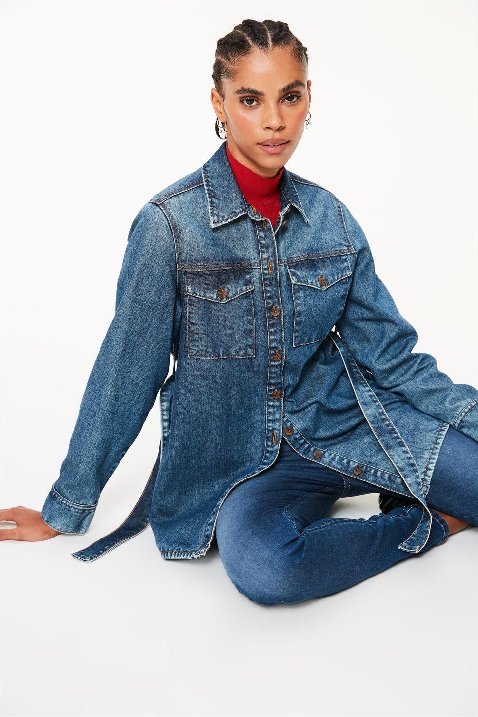 Camisa-Jeans-Alongada-com-Amarracao-Frente--