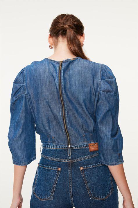 Blusa-Jeans-Cropped-com-Mangas-Bufantes-Costas--