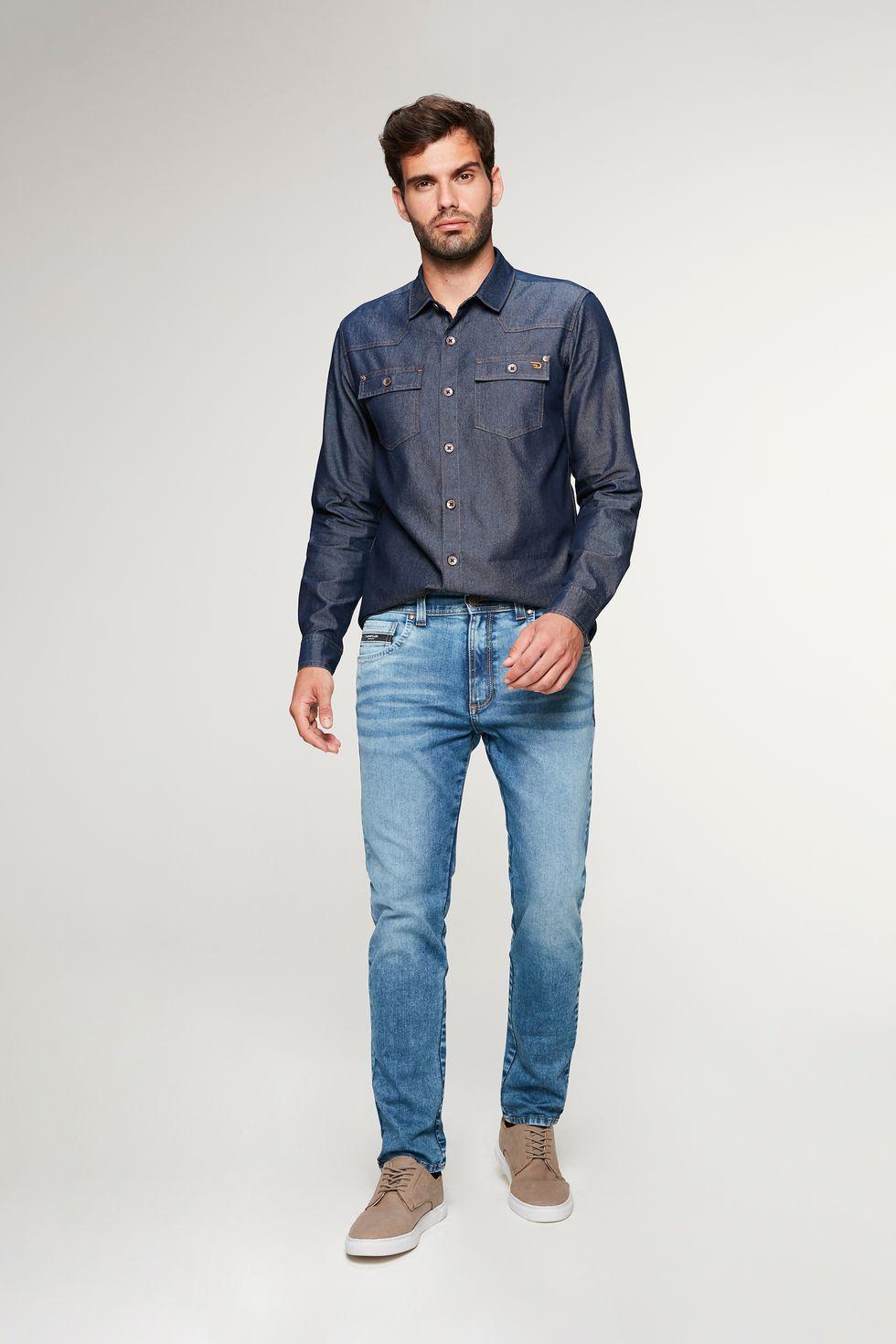 Calca-Jeans-Azul-Medio-Super-Skinny-Frente--