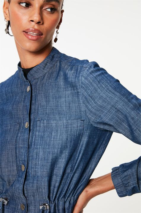 Jaqueta-Parka-Jeans-Feminina-Detalhe--