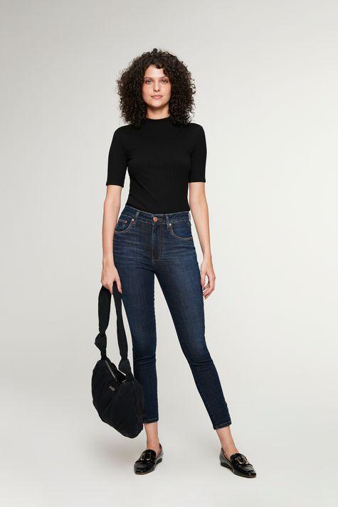 Calca-Jeans-Skinny-com-Botoes-no-Punho-Frente--