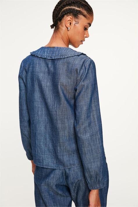 Camisa-Jeans-de-Manga-Bufante-com-Gola-Costas--