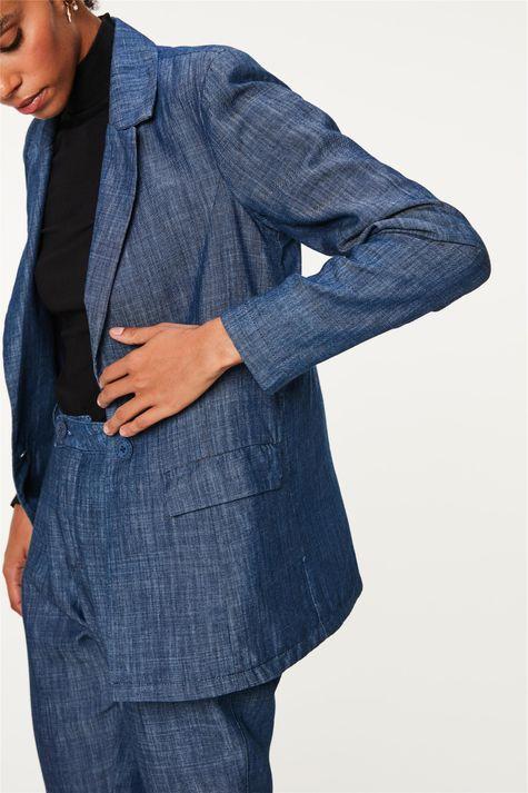 Blazer-Jeans-Feminino-com-Bolsos-Detalhe--