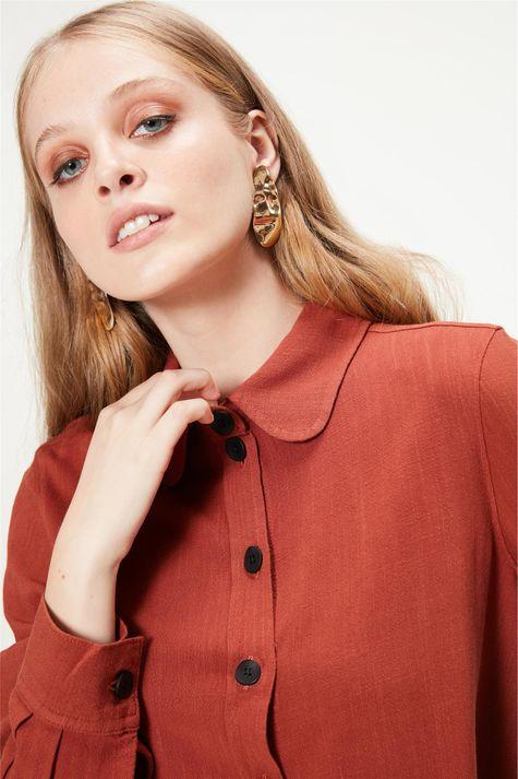 Camisa-Feminina-Terracota-Detalhe--