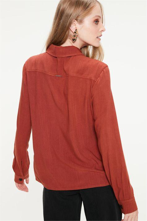 Camisa-Feminina-Terracota-Costas--