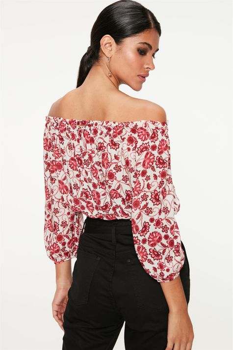 Blusa-Ombro-a-Ombro-com-Estampa-Floral-Costas--