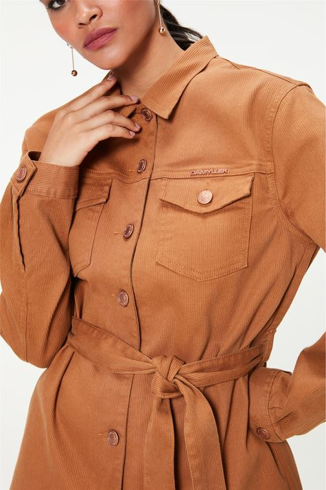 Camisa-Feminina-Overshirt-com-Amarracao-Detalhe--