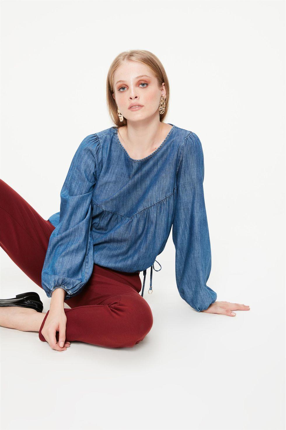 Blusa-Jeans-com-Mangas-Bufantes-Frente--