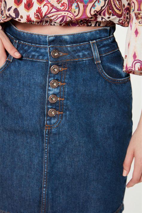 Saia-Jeans-Azul-Escuro-Clochard-Detalhe--