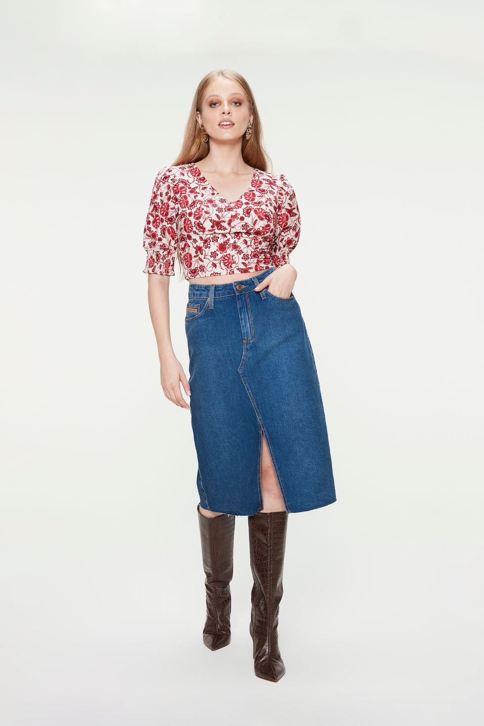 Saia-Midi-Jeans-Azul-Medio-com-Fenda-Frente--