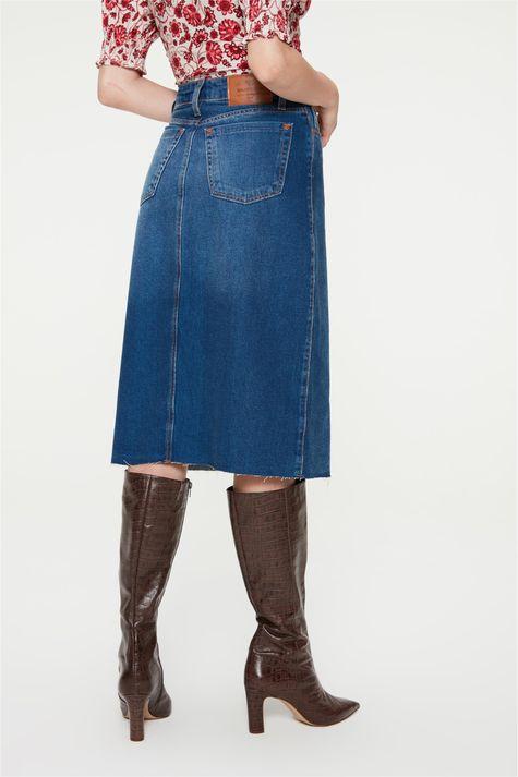 Saia-Midi-Jeans-Azul-Medio-com-Fenda-Costas--